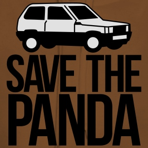 save the panda T-Shirts - Women's Premium Hoodie