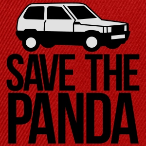save the panda T-Shirts - Snapback Cap