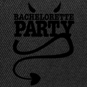 bachelorette party T-Shirts - Snapback Cap
