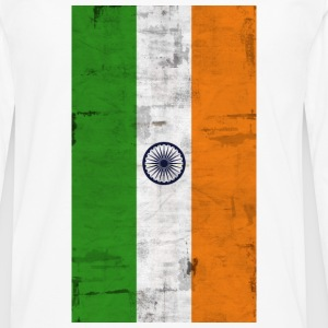 India phone case - Men's Premium Longsleeve Shirt