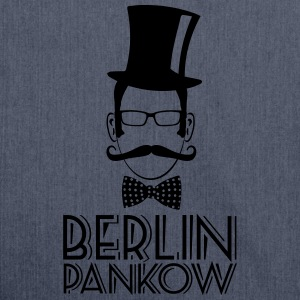 Berlin Pankow T-Shirts - Schultertasche aus Recycling-Material