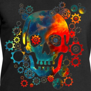 Skull, Space Pirate, Galaxy, Cosmos, Universe Tee shirts - Sweat-shirt Homme Stanley & Stella