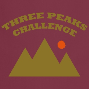 Three Peaks Challenge - Cooking Apron