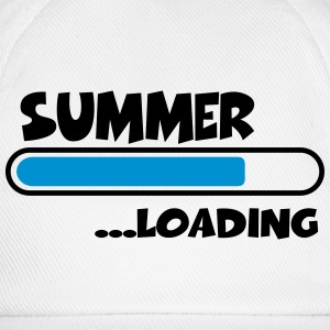 Summer loading T-shirts - Baseballcap