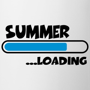 Summer loading T-Shirts - Tasse
