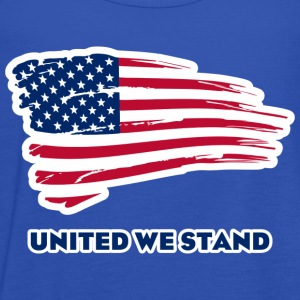 United we stand T-Shirts - Women's Tank Top by Bella