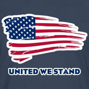 United we stand T-Shirts - Men's Premium Longsleeve Shirt