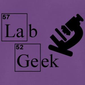 Lab Geek Micro Hoodies & Sweatshirts - Men's Premium T-Shirt