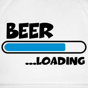 Beer Loading T-shirts - Baseballcap