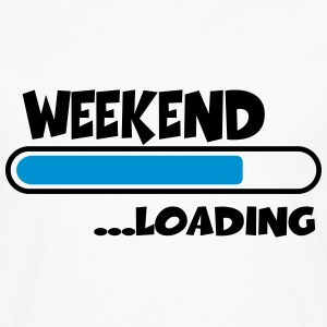 Weekend loading T-shirts - Mannen Premium shirt met lange mouwen