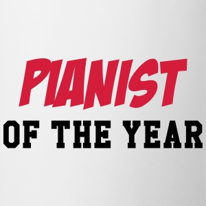 Pianist of the year Magliette - Tazza