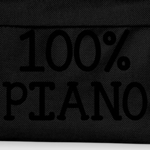 100% Piano Tee shirts - Sac à dos Enfant