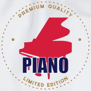 Piano Shirts - Gymtas