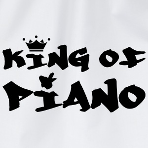 King of Piano Shirts - Gymtas
