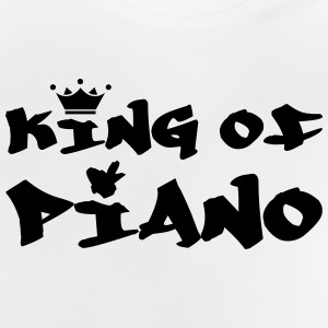 King of Piano T-Shirts - Baby T-Shirt
