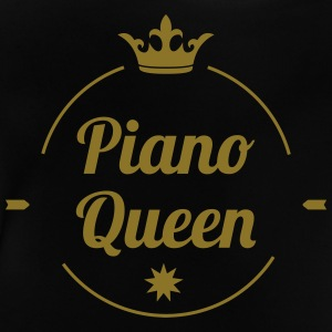 Piano Queen Tee shirts - T-shirt Bébé