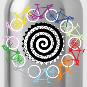 Bike hypnotic Magliette - Borraccia