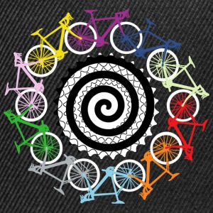 Bike hypnotic T-shirts - Snapback Cap