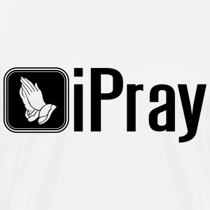 iPray Tops - Männer Premium T-Shirt