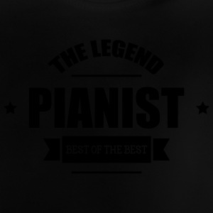 Pianist T-shirts - Baby-T-shirt
