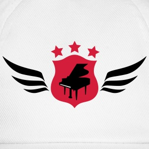 Piano / Klavier Shirts - Baseball Cap