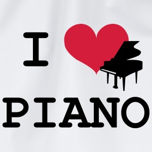 I Love Piano Sweaters - Gymtas