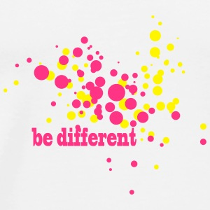 be different 4 Sonstige - Männer Premium T-Shirt