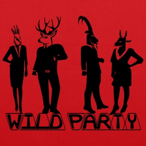 wildparty T-Shirts - Stoffbeutel