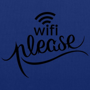 WIFI Please T-Shirts - Tote Bag