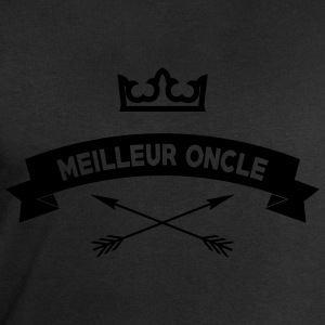 Meilleur Oncle Tee shirts - Sweat-shirt Homme Stanley & Stella
