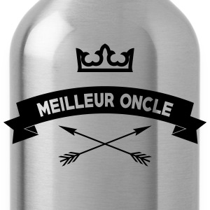 Meilleur Oncle Tee shirts - Gourde
