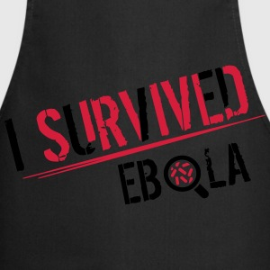 I survived Ebola Pullover & Hoodies - Kochschürze