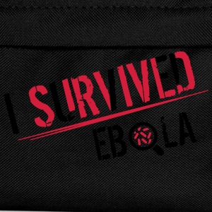 I survived Ebola Hoodies & Sweatshirts - Kids' Backpack