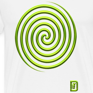 green_circle.png Tank Tops - Männer Premium T-Shirt