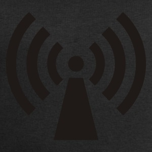 radio / wifi / wireless / signal  T-shirts - Mannen sweatshirt van Stanley & Stella