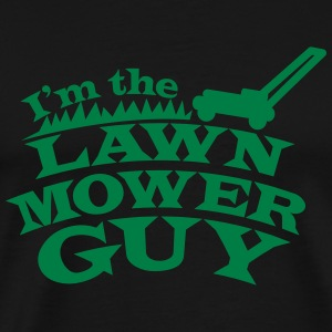 I'm the Lawn mower guy Sports wear - Men's Premium T-Shirt