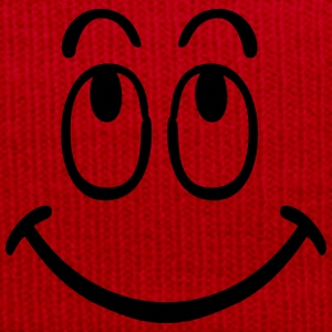 smiley T-Shirts - Wintermütze