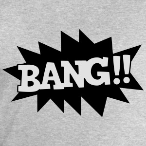 bang T-Shirts - Men's Sweatshirt by Stanley & Stella