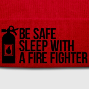 fire fighter T-Shirts - Winter Hat