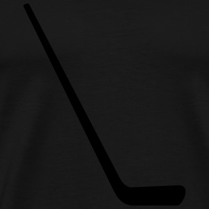 Ice hockey stick Sports wear - Men's Premium T-Shirt