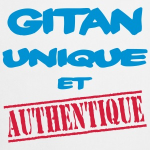 Gitan unique et authentique Tee shirts - Tablier de cuisine