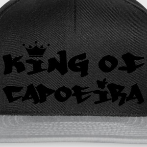 King of Capoeira T-skjorter - Snapback-caps