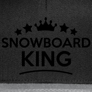 Snowboard King Stars - Casquette snapback