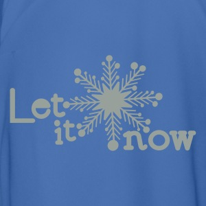 Let it snow holidays Full Colour Mug - Men's Football Jersey