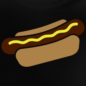 Hot dog Skjorter - Baby-T-skjorte