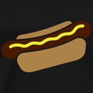 Hot Dog Tops - Männer Premium T-Shirt