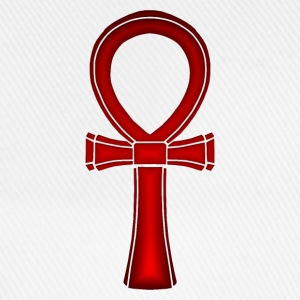 Red Ankh T-Shirts - Baseball Cap