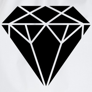 Diamant T-Shirts - Turnbeutel