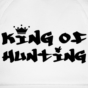 King of Hunting T-shirts - Basebollkeps