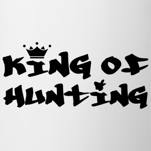 King of Hunting T-Shirts - Tasse